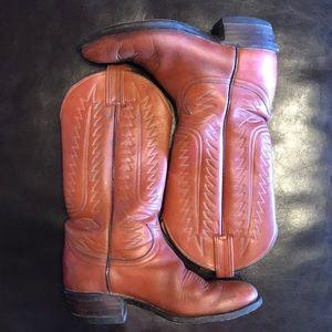 Tony Lang Boots